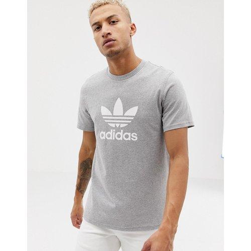 Adicolor - T-shirt avec logo trèfle - adidas Originals - Modalova
