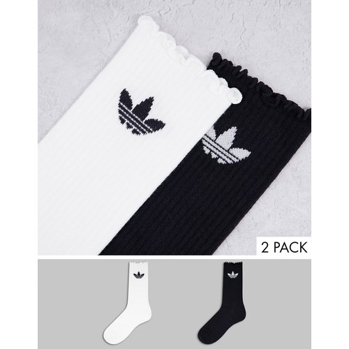 Adicolor - Lot de 2paires de socquettes - adidas Originals - Modalova