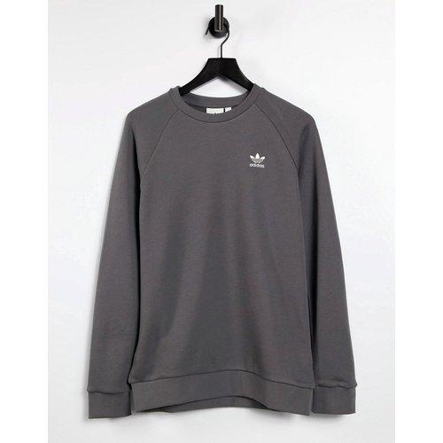 Adicolor - Sweat-shirt coupe boyfriend à logo - cinq - adidas Originals - Modalova
