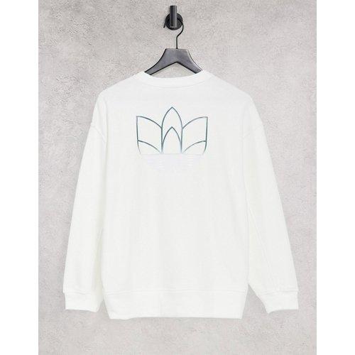 Adicolor - Sweat-shirt oversize à logo - adidas Originals - Modalova