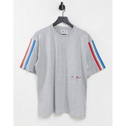 Adicolor - T-shirt à logo trèfle - adidas Originals - Modalova