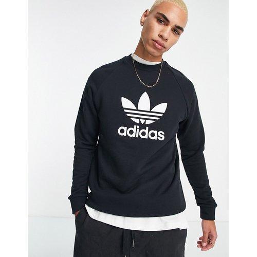 Adicolour - Sweat-shirt à logo trèfle - adidas Originals - Modalova