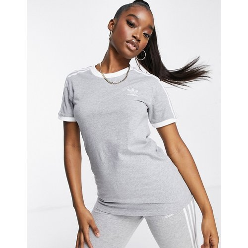 Adicolour - T-shirt à trois bandes - adidas Originals - Modalova