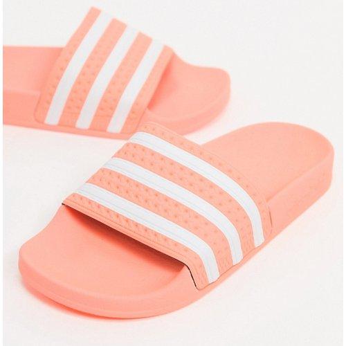 Adilette - Claquettes - Rose - adidas Originals - Modalova