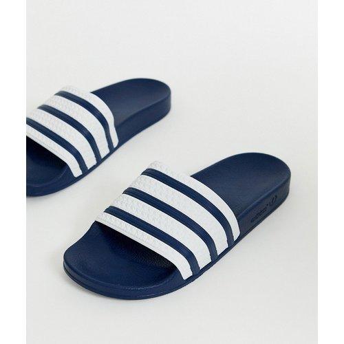 Adilette - Mules - Bleu - adidas Originals - Modalova