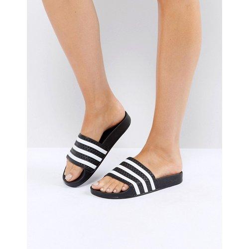 Adilette - Mules - Noir et - adidas Originals - Modalova