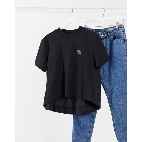 Bellista - T-shirt court à logo trèfle - adidas Originals - Modalova
