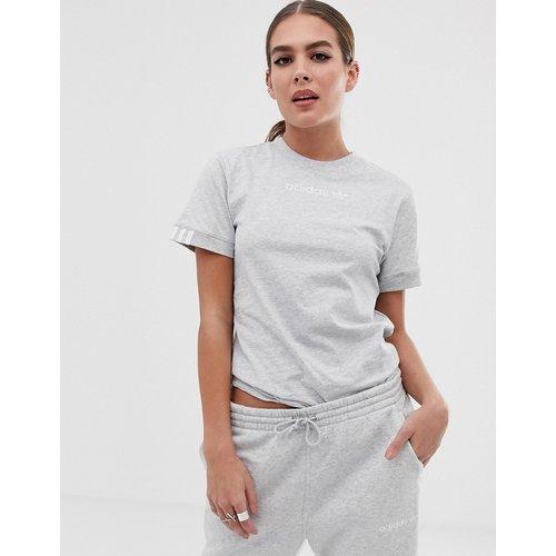 Coeeze - T-shirt - chiné - adidas Originals - Modalova