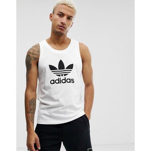 Débardeur avec logo trèfle - adidas Originals - Modalova