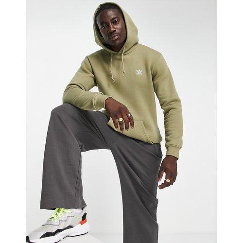 Essentials - Hoodie - Kaki - adidas Originals - Modalova