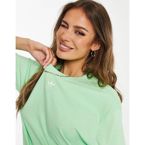 Essentials - T-shirt - Menthe - adidas Originals - Modalova