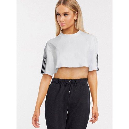 Fakten - T-shirt crop top - adidas Originals - Modalova