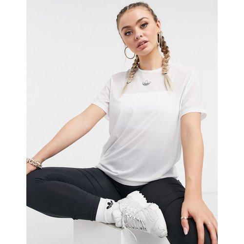 Fakten - T-shirt en maille - adidas Originals - Modalova
