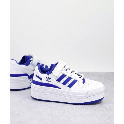 Forum Triple - Baskets basses - et bleu - adidas Originals - Modalova