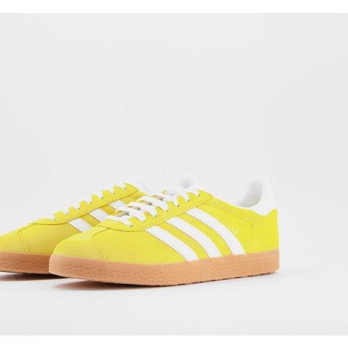 Gazelle - Baskets à semelle en caoutchouc - adidas Originals - Modalova
