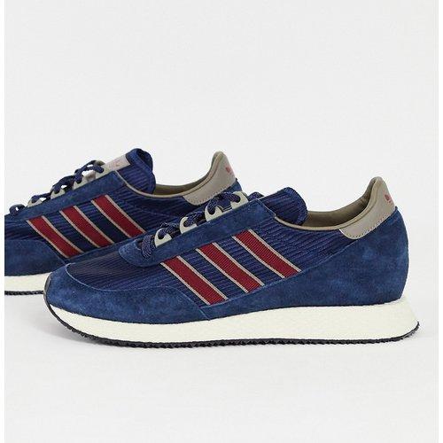 Glenbuck - Baskets - Bleu - adidas Originals - Modalova
