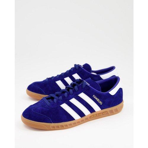 Hamburg - Baskets - Bleu - adidas Originals - Modalova