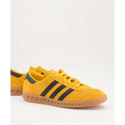 Hamburg - Baskets - Moutarde - adidas Originals - Modalova