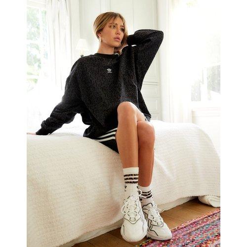 Leopard Luxe - Sweat-shirt oversize - adidas Originals - Modalova