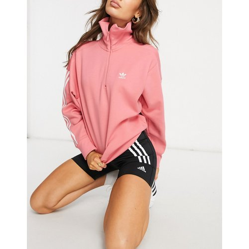 Locked Up - Sweat-shirt à col montant zippé - adidas Originals - Modalova