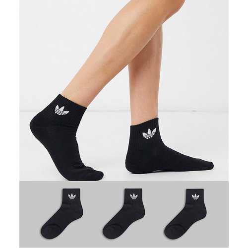 Lot de chaussettes à logo trèfle - adidas Originals - Modalova