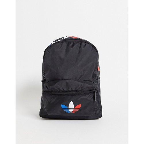 Mini sac à dos avec logo trèfle - adidas Originals - Modalova