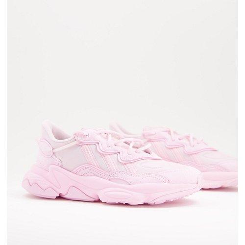 Ozweego - Baskets - Rose - adidas Originals - Modalova