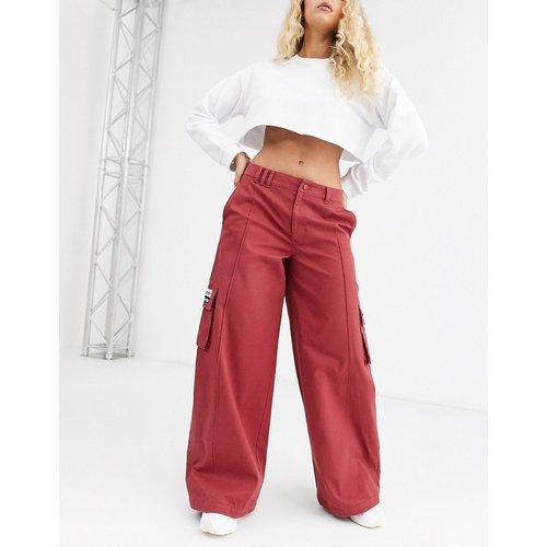 Pantalon de survêtement à poche cargo - Rouille - adidas Originals - Modalova