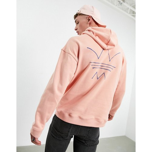RYV Abstract - Hoodie - Corail - adidas Originals - Modalova