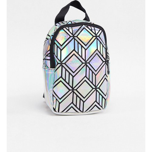  - Sac à dos avec motif géométrique en 3D - adidas Originals - Modalova