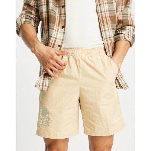 Short en tissu à logo - Fauve - adidas Originals - Modalova