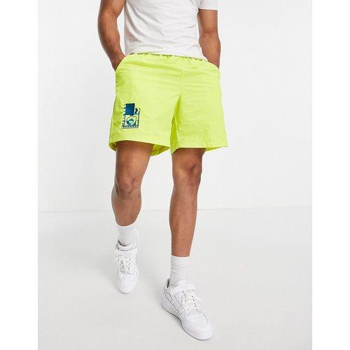 Short en tissu à logo - adidas Originals - Modalova