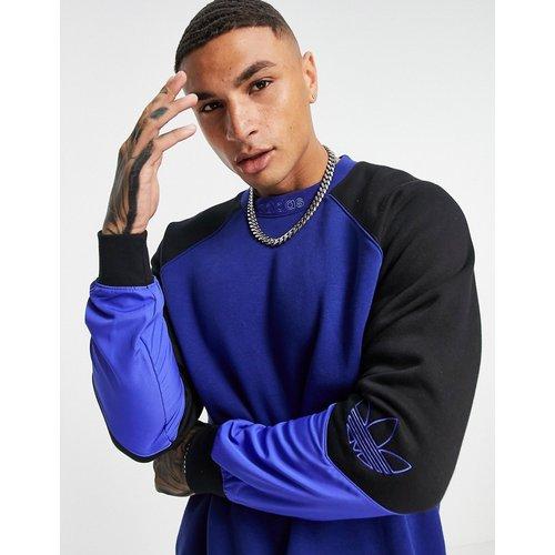 SPRT - Sweat-shirt effet color block - adidas Originals - Modalova