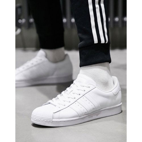 Superstar - Baskets - Triple - adidas Originals - Modalova