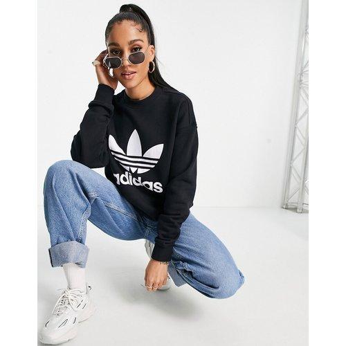 Sweat-shirt à large logo - adidas Originals - Modalova
