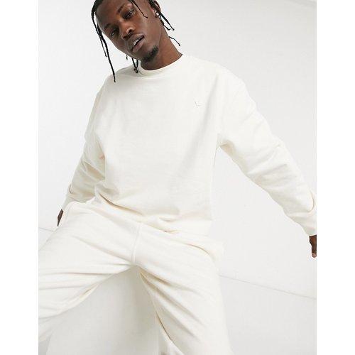 Sweat-shirt d'ensemble unisexe de qualité supérieure - cassé - adidas Originals - Modalova