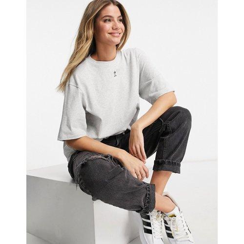Trefoil Essentials - T-shirt oversize avec logo - clair - adidas Originals - Modalova