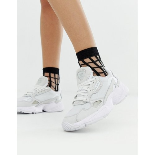 Triple White Falcon - Baskets - adidas Originals - Modalova