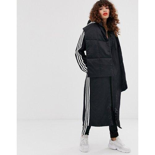 Veste matelassée avec écharpe - adidas Originals - Modalova