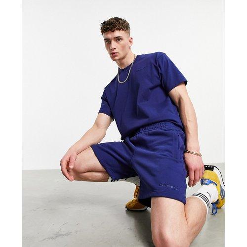 X Pharrell Williams - Short de qualité supérieure - Bleu - adidas Originals - Modalova