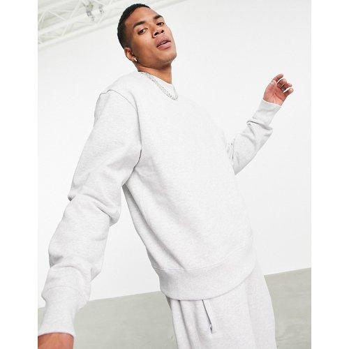 X Pharrell Williams - Sweat-shirt de qualité supérieure - clair - adidas Originals - Modalova