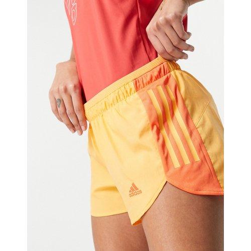 Adidas Running - Short 3pouces à logo 3bandes - adidas performance - Modalova