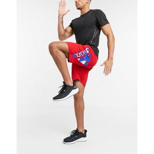 Adidas - Short - Rouge - Adidas - Modalova