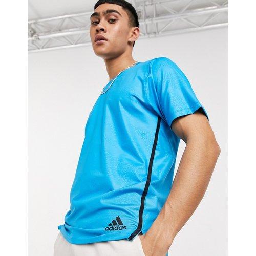 Adidas - T-shirt - Bleu - Adidas - Modalova