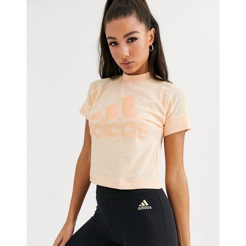 Adidas Training - Glam - T-shirt court - adidas performance - Modalova