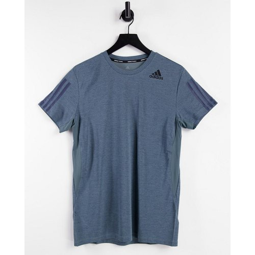 Adidas Training - Heatready - T-shirt - Bleu - adidas performance - Modalova