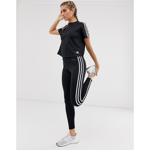 Adidas Training - Leggings à trois rayures - adidas performance - Modalova