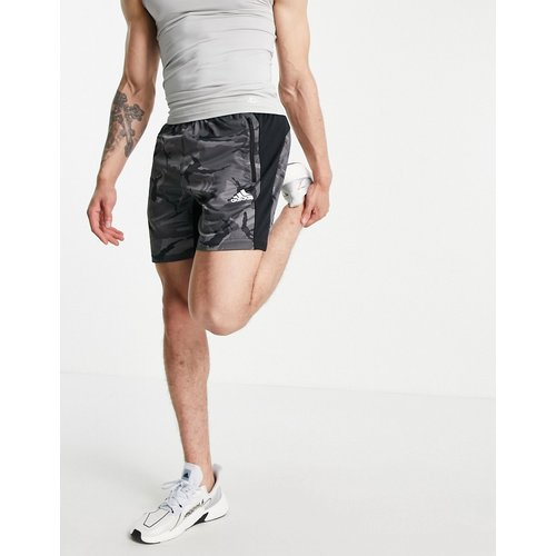 Adidas Training - Short à logo - Camouflage - adidas performance - Modalova