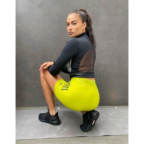 Adidas Training - Short moulant à 3 bandes - adidas performance - Modalova