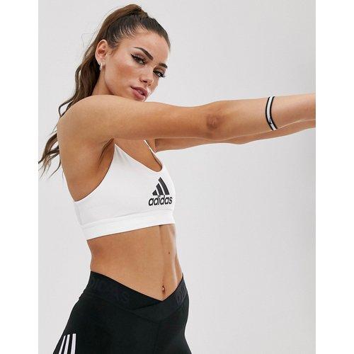 Adidas Training - Soutien-gorge à logo - adidas performance - Modalova